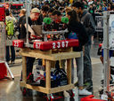 Lancer Robotics concludes season with best finish yet