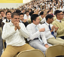 Seniors recognized at honors assembly