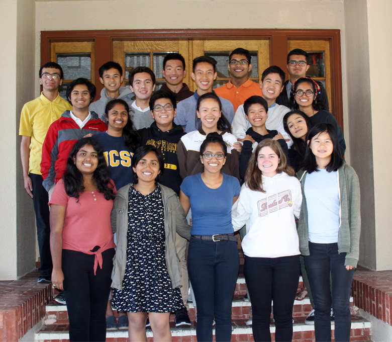 20 seniors selected as National Merit semifinalists