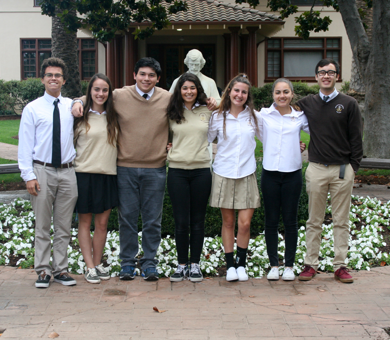 Seven earn National Hispanic Recognition honors