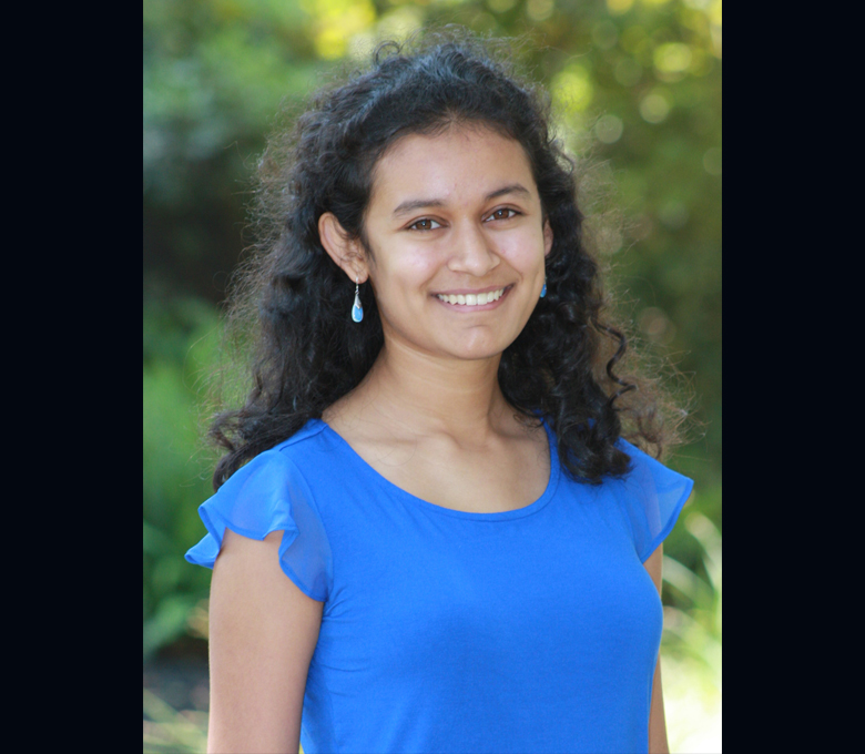 Ananya Karthik '19 moves ahead in academic competitions