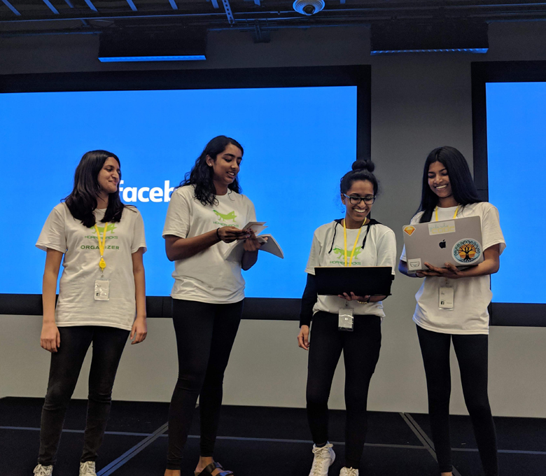 Girls Who Code hackathon invites more girls to programming