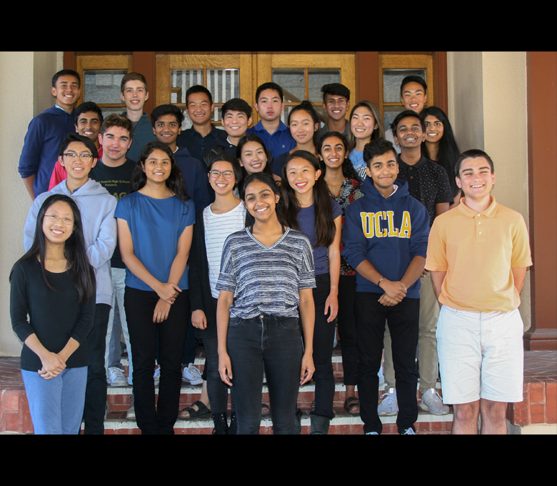24 seniors selected as National Merit semifinalists